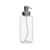 Seifenspender Superior 1,0 l, klar-transparent