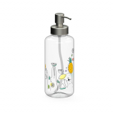 Soap dispenser Superior 1.0 l, transparent